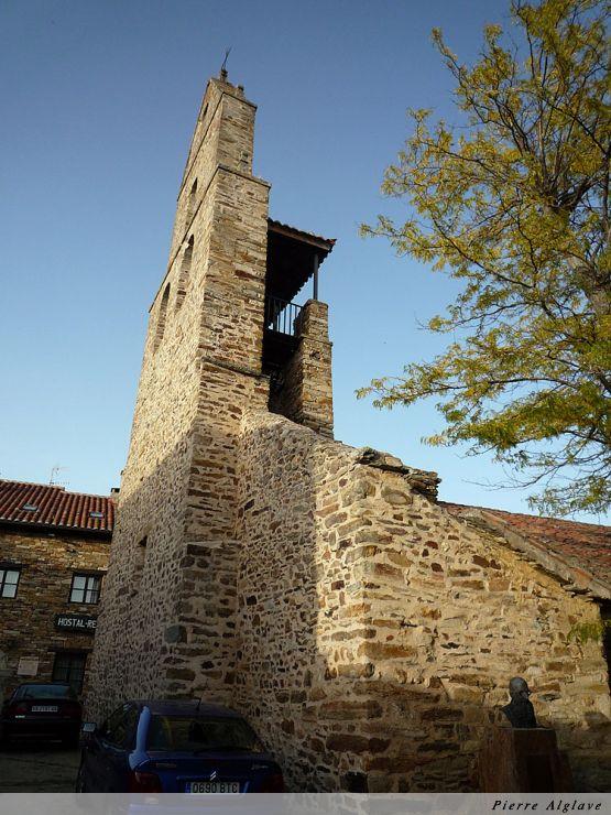 Rabanal, l`église