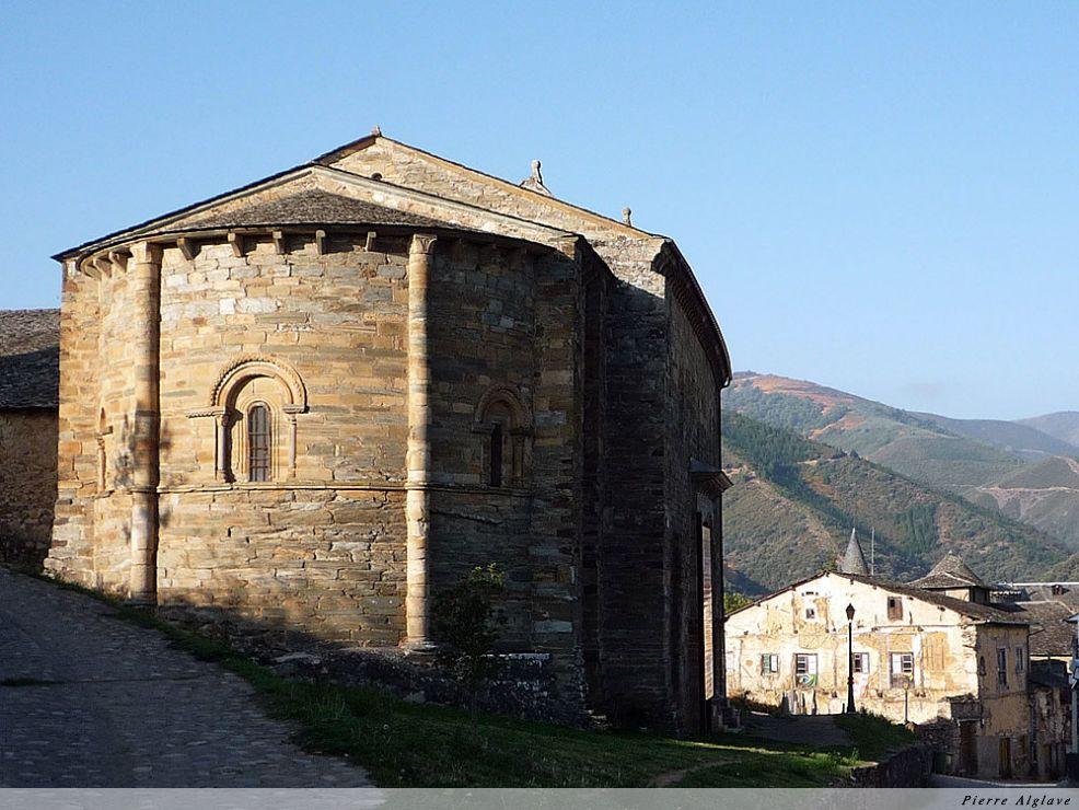 La chapelle du pardon à Villafranca del Bierzo
