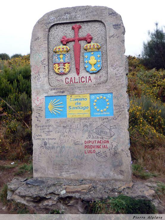 Passage en Galice