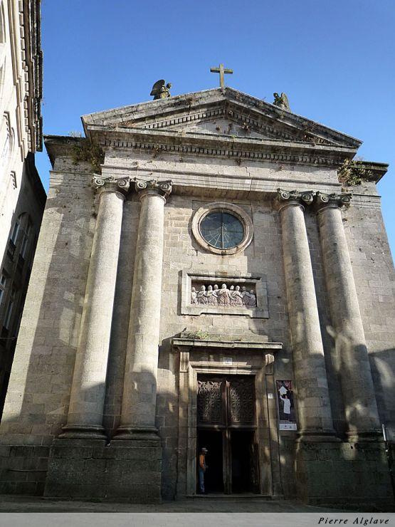 Santiago,  Iglesia de las Ánimas