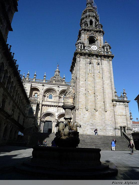 Santiago, la cathédrale