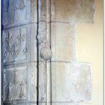Le bâton du pèlerin de Saint-Jacques