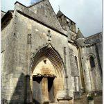L\'église de Lusignan