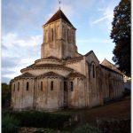 Melle - Eglise Saint-Hilaire
