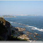 Plages et falaises de Galizano