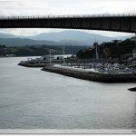 Pont sur la baie