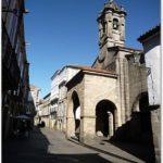 Santa Maria Salome - Rua Nova