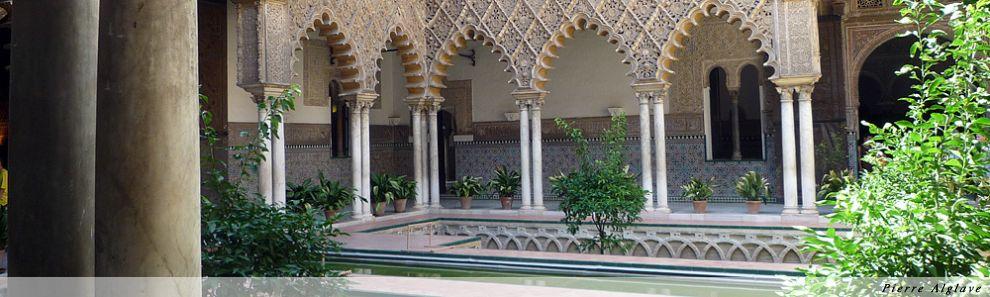 Palais de l`Alcazar