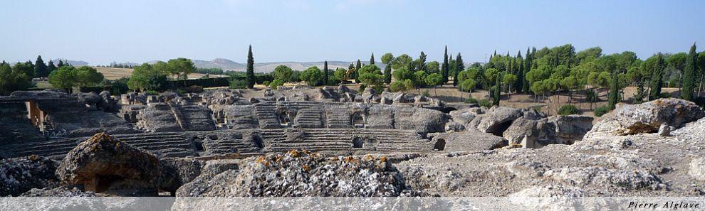 Italica - Amphithéatre