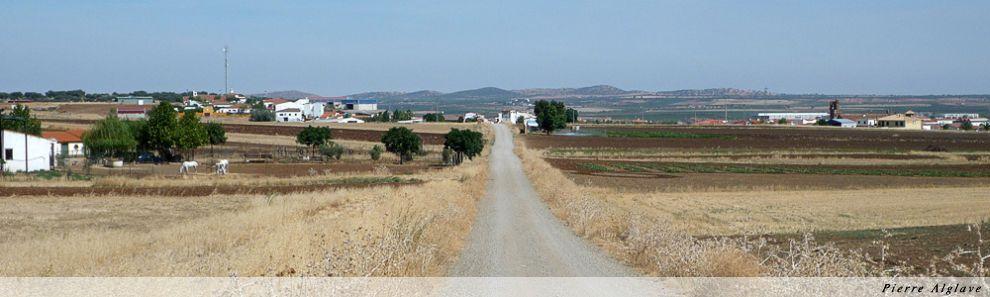 Village - Via de la Plata vers Zafra