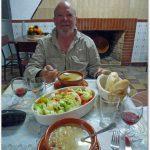 Un repas clandestin
