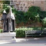 Statue de pénitents - Caceres