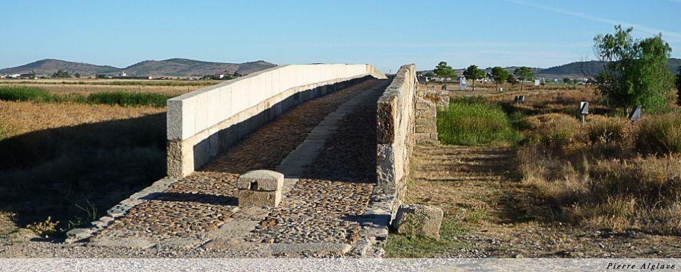 Pont romain avant Valdesalor