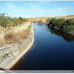 Canal d\'irrigation avant Galisteo
