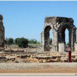 Les ruines de Caparra