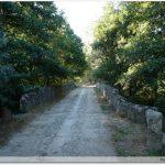 Le pont romain avant La Calzada de Bejar
