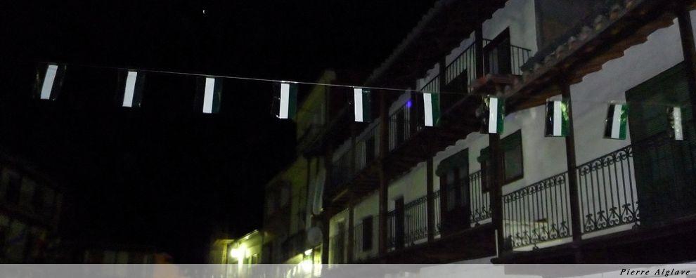 Aldanueva del Camino la nuit