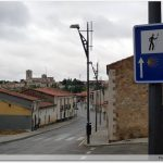 Arrivée à Zamora