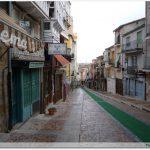 Rue avec son tapis anti-glissade - Zamora