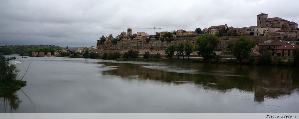 Zamora et El Duero
