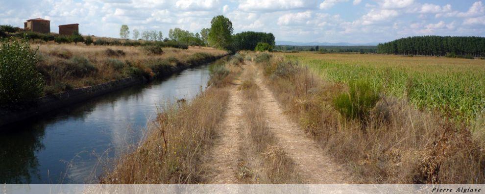 Canal d`irrigation
