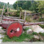 Un vieux chariot