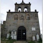 Église San Martiño et son cimetière
