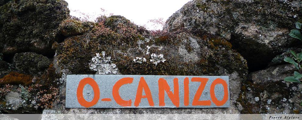 Nous sommes bien à O-Canizo