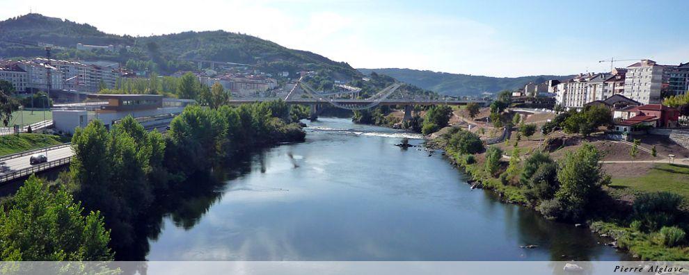 Pont du millénaire - Ourense