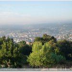 Vue sur Ourense