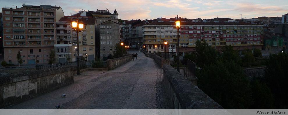 Le vieux pont au petit mation - Ourense